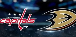 Anaheim Ducks vs. Washington Capitals