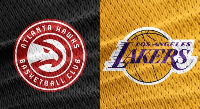 Atlanta Hawks Vs Los Angeles Lakers Betting Pick Preview