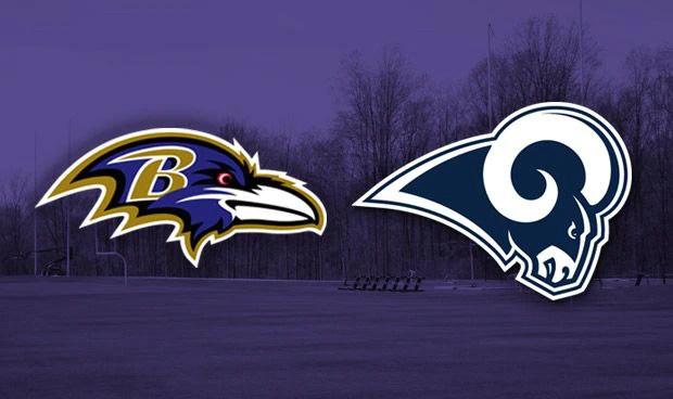 Baltimore Ravens at Los Angeles Rams – Monday Night Football Pick & Preview