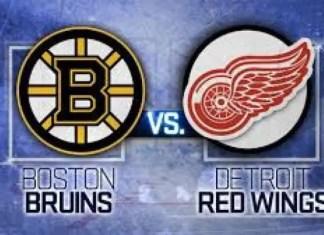 Boston Bruins vs. Detroit Red Wings