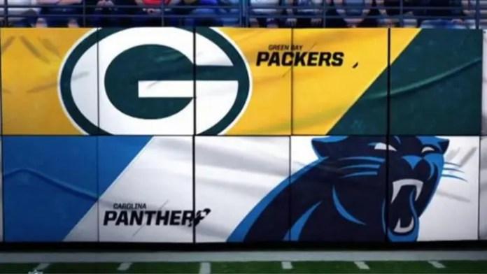 Carolina Panthers at Green Bay Packers