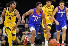 Central Michigan Chippewas at DePaul Blue Demons
