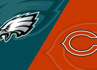 Chicago Bears @ Philadelphia Eagles