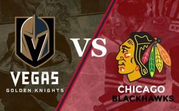 Chicago Blackhawks vs. Vegas Golden Knights