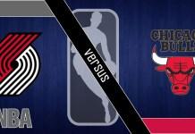 Chicago Bulls vs. Portland Trail Blazers