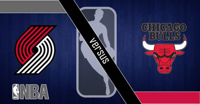 Chicago Bulls vs. Portland Trail Blazers
