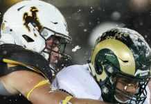 Colorado State at Wyoming