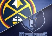 Denver Nuggets vs. Memphis Grizzlies
