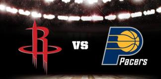 Indiana Pacers vs Houston Rockets