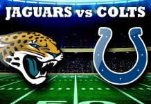 Jacksonville Jaguars at Indianapolis Colts