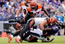 Lamar Jackson vs. The Cincinnati Bengals