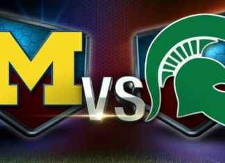 Michigan State at Michigan