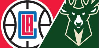 Milwaukee Bucks vs Los Angeles Clippers