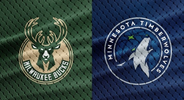 Milwaukee Bucks vs Minnesota Timberwolves