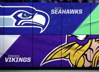 Minnesota Vikings at Seattle Seahawks