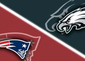 New England Patriots at Philadelphia Eagles