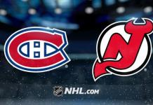 New Jersey Devils vs. Montreal Canadiens