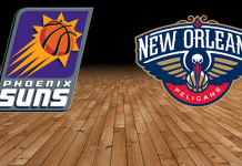New Orleans Pelicans at Phoenix Suns