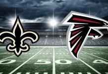 New Orleans Saints at Atlanta Falcons