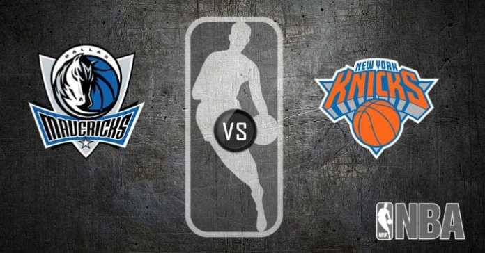 New York Knicks vs. Dallas Mavericks