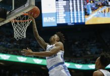 North Carolina Tar Heels vs. Alabama Crimson Tide