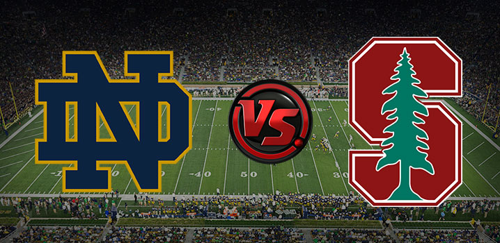 Notre Dame at Stanford Odds, Pick & Betting Prediction 11/30/19