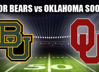 Oklahoma at Baylor