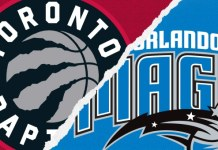 Orlando Magic at Toronto Raptors
