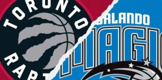 Orlando Magic at Toronto Raptors