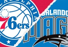 Philadelphia 76ers at Orlando Magic