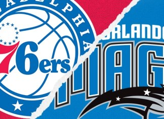 Philadelphia 76ers at Orlando Magic