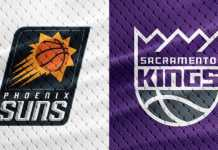 Phoenix Suns at Sacramento Kings