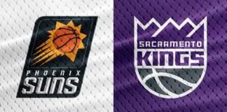 Phoenix Suns at Sacramento Kings