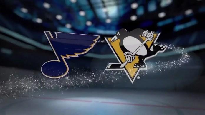 Pittsburgh Penguins vs. St. Louis Blues