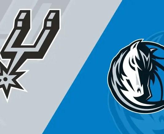 San Antonio Spurs vs Dallas Mavericks