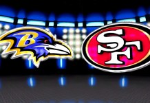 San Francisco 49ers at Baltimore Ravens