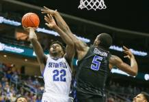 Seton Hall at Saint Louis