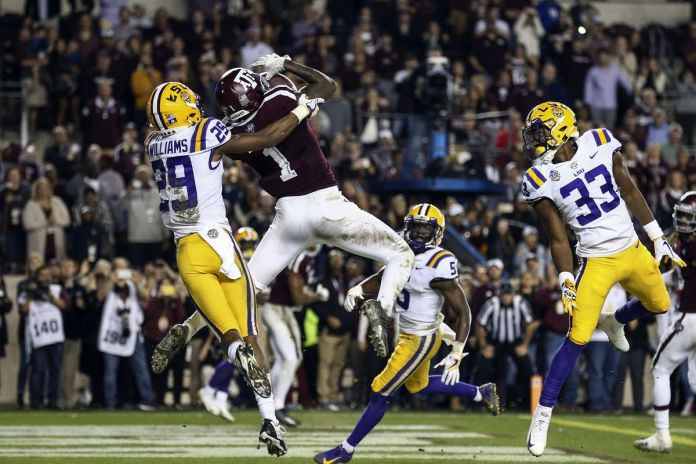 Texas A&M at LSU
