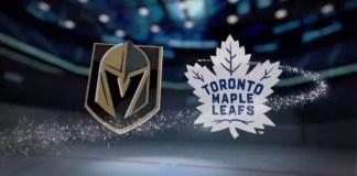 Toronto Maple Leafs at Vegas Golden Knights