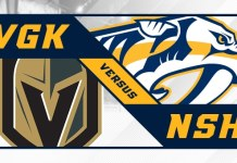 Vegas Golden Knights vs. Nashville Predators