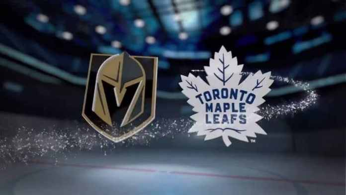 Vegas Golden Knights vs. Toronto Maple Leafs