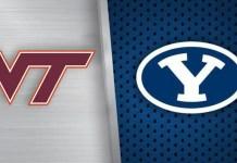 Virginia Tech Hokies vs. BYU Cougars