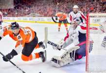 Washington Capitals vs. Philadelphia Flyers