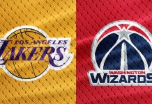 Washington Wizards vs. Los Angeles Lakers