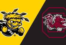 Wichita State Shockers vs. South Carolina Gamecocks