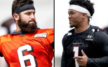 Baker Mayfield vs. Kyler Murray