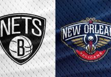 Brooklyn Nets at New Orleans Pelicans