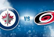 Carolina Hurricanes at Winnipeg Jets