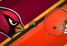 Cleveland Browns at Arizona Cardinals