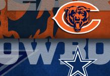 Dallas Cowboys at Chicago Bears